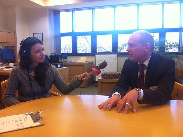 Arlington Heights Memorial Library Executive Director Jason Kuhl