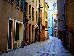 the deserted alley ( explored ) (mujepa) Tags: street france alley ruelle rue oldtown lorraine moselle vieilleville mfcc thionville bestcapturesaoi mygearandme