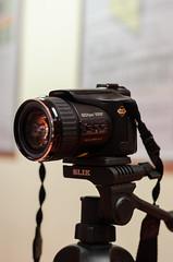 Casio EX-F1 (isparavanje) Tags: camera school lab laboratory physics slik exf1