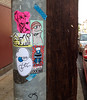 A Late One (Question Josh? - SB/DSK) Tags: streetart sticker stickerart pittsburgh stickers josh question skam catv freaq questionjosh ceito
