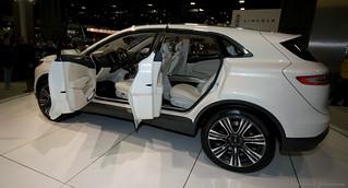 2013 Washington Auto Show - Lower Concourse - Lincoln 1 by Judson Weinsheimer