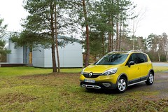 New Scnic XMOD (Renault official) Tags: design energy control traction style identity identit extended grip brand bran baroudeur renaut xmod tce scnic softroader controm