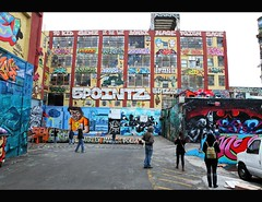 """5-Pointz""  Queens, New York (TravelsWithDan) Tags: art grafitti 5 candid ngc yorkstreet worldtrekker pointzqueensnycnew"