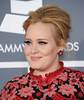 55th Annual GRAMMY Awards - Arrivals held at Staples Center Featuring: ADELE