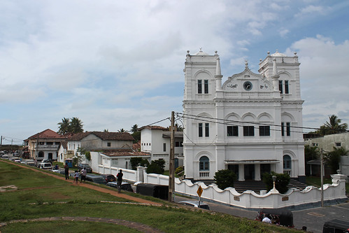 galle fort mosque