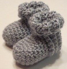 Ravelry: Oh Baby! Baby Booties pattern by DoubleDiamondKnits