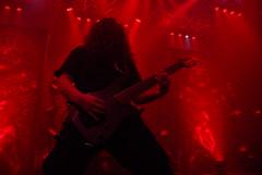 Mårten Hagström of Meshuggah (Metal Chris) Tags: music metal concert gig band heavymetal deathmetal meshuggah progressivemetal mårtenhagström martenhagstrom fillmoresilverspring