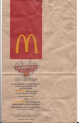 McDonald's Monopoly Game Australia (hytam2) Tags: game bag australia mcdonalds monopoly carry millionaire mcdonaldsmonopoly