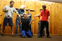 IMG_2866 (ericmuhr) Tags: camp oregon coast weekend youthgroup lipsync middleschool juniorhigh twinrocks newbergfriends juniorhighjamboree