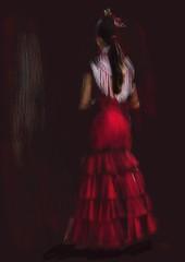 Flamenco, Para T (Pat McDonald) Tags: madrid ballet espaa argentina dance sevilla spain ballerina mediterranean danse seville luna andalusia bale gibraltar guitarist flamenco dans ballo intensity bsas albaicin bailar gitana bailaora castanet gitano andalus bailaoras buenasaires pilarazaa lunaflamenco