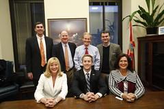 Senator Nelson Office Visit