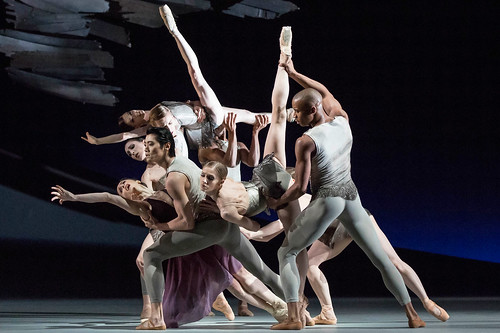 Artists of The Royal Ballet in Aeternum © ROH/Johan Persson, 2013