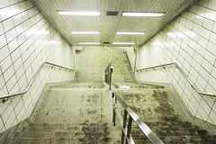 ossington (I  TO) Tags: city winter toronto ontario canada public subway town downtown publictransit ttc dirt subwaystation ossington rm torontotransit rimmamaslak ito