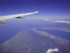 Flying.. (sun sand & sea) Tags: sky italy airplane fly flying mediterraneo italia aircraft flight volo cielo calabria aereo sicilia volare strettodimessina canaledisicilia