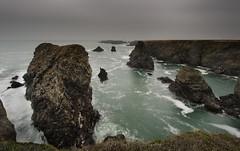 Port Coton (G.V Photographie) Tags: longexposure sea mer seascape landscape nikon paysage d7000
