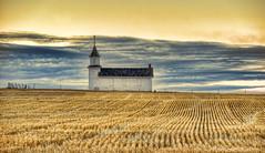 Bethany lutheran  church (Pattys-photos) Tags: church fence montana bethany lutheran
