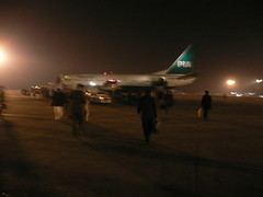 Pakistan International Airlines: Quetta- Lahore (tyamashink) Tags: pakistan