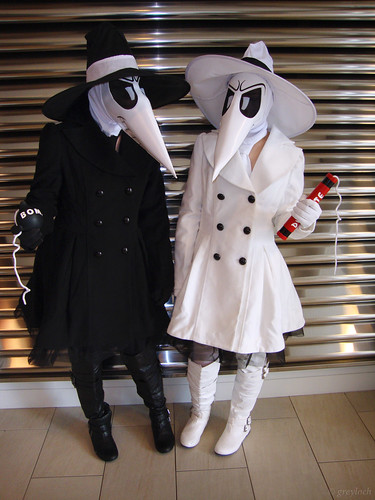 Spy vs. Spy, From FlickrPhotos