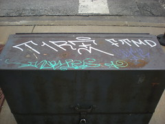 THREE, RABIES, SERK (Billy Danze.) Tags: chicago graffiti three all rabies serk ftmd