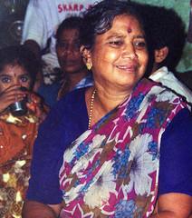 Mother and children (bokage) Tags: woman india child tamilnadu kumbakonam
