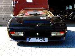 Ferrari 328 GTS (1985-1989) (Transaxle (alias Toprope)) Tags: auto italy abstract black detail berlin classic cars beautiful beauty car vintage spider nikon italia power antique 1987 details 1988 ferrari voiture spyder historic 328 coche soul classics oldtimer motor 1989 bella autos abstracts 1986 1985 runabout macchina v8 carshow coches bosch voitures topr