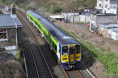 Commuter (Transport Pics from Timbo) Tags: cork commuter cobh irishrail 2610 2613 2600class