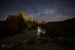 River of Light (Goldpaint Photography) Tags: centraloregon river stars desert astrophotography astronomy nightsky crookedriver lightpollution starrynight milkyway smithrockstatepark goldpaintphotography