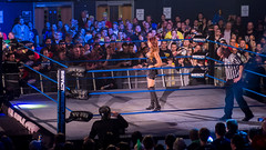 Christy Hemme at TNA Impact Live in London 2013 (interbeat) Tags: london tour live wrestling january arena impact wembley tna christyhemme 2013 tvtaping maximumimpactv