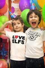 ELFS kids campaign (CROATOR.NET) Tags: birthday party fashion kids elfs design croatia zagreb brands designers croatian thirts croator loveelfs