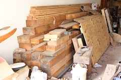 5026. Large Pile of Lumber - Image 2 of 7