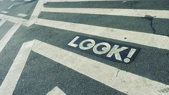look! (eFB) Tags: street newyork look crossing