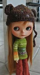 Blythe custom by Taradolls FA