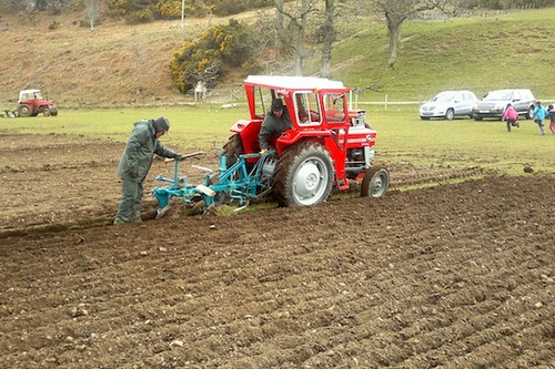 Lorn  ploughing 2 campbell cameron
