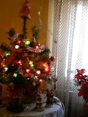 Christmas tree (Maenette1) Tags: tree christmas lights menominee uppermichigan