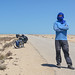 Cycling in the Sahara