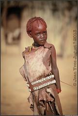 "Les ""Hamer"" - ""Hamar Tribe"" ( Jean-Yves JUGUET ) Tags: africa portrait people woman photography faces jean african tribal valley tribes afrika yves ethiopia ethnic minority karo mursi hamar tribo hamer ethnology tribu omo ethiopie oromo ethnique ethnies juguet minorit"
