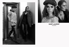 Scarlett & Amber In Yves Saint Laurent (Ray Grimes) Tags: hottoys hot toys doll scarlettjohansson johansson scarlett amber movie black whtite blackwhtie fashion fashiondoll ysl yvessaintlaurent