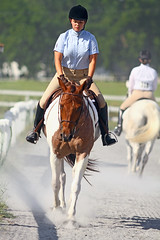 IMG_2412 (SJH Foto) Tags: horse show rider teens teenagers girls