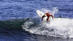 Santa Cruz Surfing (punahou77) Tags: surfing surfer surf santacruz water waves ocean outdoor california punahou77 pacificocean lighthouse stevejordan lighthousefieldstatebeach