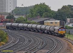 Southampton   66147 (davidhann34016) Tags: 6y32 southampton holybourne fawley tanks oil tea bevoispark