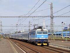 151 016-3 (MarSt44) Tags: 151 skoda koda banan 1510163 016 0163 d cd ceske drahy kolej czech republic czechy bohumin train railway