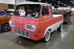 1967 Ford Econoline (bballchico) Tags: 1967 ford econoline donnlawrence goodguys goodguyspacificnwnationals carshow pug midnitetimers