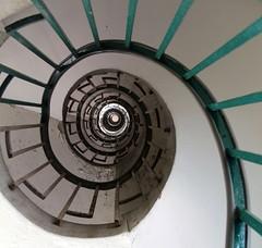 Berthold Lubetkin (richardr) Tags: staircase stairs spiral 20thcentury twentiethcentury london lubetkin building architecture england english britain british greatbritain uk unitedkingdom europe european spiralstaircase bertholdlubetkin
