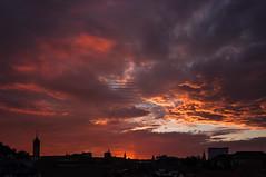 160811_SunRiseGraz_041 (Rainer Spath) Tags: österreich austria autriche steiermark styria graz sonnenaufgang sunrise wolken clouds himmel sky