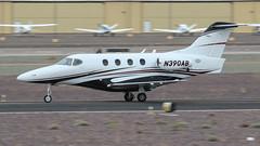 Raytheon 390 Premier N390AB (ChrisK48) Tags: 2004 aircraft airplane beech beechcraft dvt kdvt n390ab phoenixaz phoenixdeervalleyairport premier raytheon390