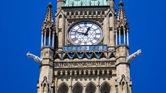 Peace Tower (u/sky) Tags: canada ottawa ontario southernontario peacetower clock clocktower parliamenttower parliamentofcanada parliamenthill