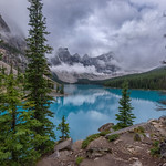 Moraine Lake, Banff National Park, Alberta, Canada thumbnail