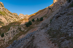 Ruta del Cares (happy.apple) Tags: rutadelcares spain morning picosdeeuropa mountains trail