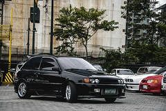 Toyota Starlet GT Turbo (EP82) (Justin Young Photography) Tags: cars manila philippines toyota starlet gtturbo ep82
