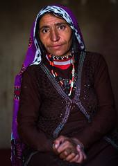 Portrait of an afghan woman, Badakhshan province, Zebak, Afghanistan (Eric Lafforgue) Tags: 3034years adult adultsonly afghan afghan542 afghani afghanistan badakhshanprovince centralasia colourimage community dari headscarf indigenousculture indoors islam ismaili lifestyles lookingatcamera oneperson onewomanonly pamir photography portrait traditionalclothing veil vertical waistup wakhan women womenonly zebak afeganistão अफ़गानिस्तान افغانستان афганистан афганістан אפגניסטןอัฟกานิสถาน アフガニスタン 阿富汗 아프가니스탄 أفغانستان